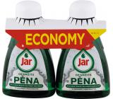 Jar Active Foam okamžitá pena čistiaci prostriedok určený na ručné umývanie riadu náhradná náplň 2 x 375 ml, duopack