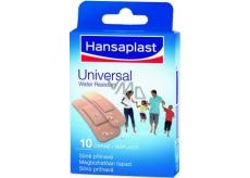 Hansaplast Universal silne priľnavá náplasť 10 kusov