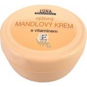 Luna Natural Vitamín E mandlový výživný krém 200 ml