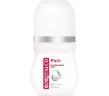 Borotalco Pure kuličkový antiperspirant deodorant roll-on unisex 50 ml