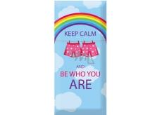 Bohemia Gifts & Cosmetics Love Condoms dárkový kondom Keep Calm 1 kus