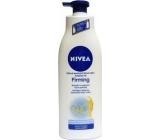 Nivea Q10 Plus Firming Zpevňující tělové mléko pumpička 400 ml