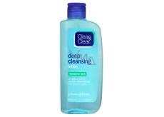 Clean & Clear Sensitive Skin čistiaca pleťová voda pre citlivú pleť 200 ml