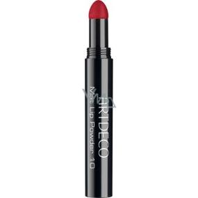 Artdeco Mat Lip Powder matná púdrová rúž 10 Hypnotic Red 4 g