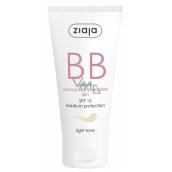 Ziaja BB SPF 15 krém normálna, suchá a citlivá pleť 01 Light 50 ml