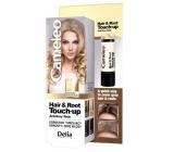 Delia Cameley Hair & Root Korektor zakrýva korene a sivé vlasy Sunny Blonde 406 g