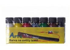 Art E Miss Sada farieb na textil 7x12g 3110