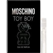 Moschino Toy Boy toaletná voda pre mužov 1 ml s rozprašovačom, vialka