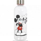 Epee Merch Disney Mickey Mouse Hydro Plastová fľaša s licenčným motívom, objem 850 ml