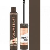Catrice Volume & Lift Brow Mascara Waterproof riasenka na obočie 030 Medium Brown 5 ml