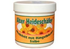 Alter Heideschafer Nechtíková masť protizápalová, zmäkčuje, hojí, vypína jazvy, na zapareniny 250 ml