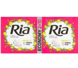 Ria Ultra Normal Plus hygienické vložky 2 x 10 kusov