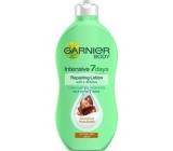 Garnier Intensive 7 days Regenerační tělové mléko s bambuckým máslem 400 ml