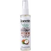Inecto Naturals Coconut vlasový olej s čistým kokosovým olejom 100 ml