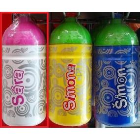 Nekupto Fľaša pre zdravé pitie s názvom Sára 0,5 l 1 kus