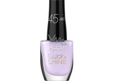 Astor Quick & Shine Nail Polish lak na nehty 608 Make Everyday Special 8 ml