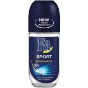 Fa Men Sport Energizing Fresh kuličkový deodorant roll-on pro muže 50 ml