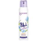 B.U. In Action Active Release antiperspirant deodorant sprej pro ženy 150 ml