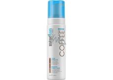 MineTan Kokosová voda + Kofein Samoopalovací pěna pro tmavé opálení 200 ml
