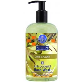 Cyclax Nature Pure Oliva + Jojoba antibakteriálne tekuté mydlo 500 ml