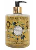 Jeanne en Provence Divine Olive umývací gél na ruky 500 ml