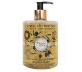 Jeanne en Provence Divine Olive umývací gél na ruky dávkovač 500 ml