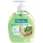 Palmolive Anti Odor tekuté mýdlo s dávkovačem 300 ml
