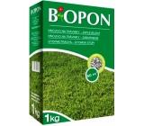 Biopon Trávník zaplevelený hnojivo 1 kg
