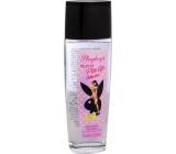 Playboy Play It Pin Up Collection 2 parfémovaný deodorant sklo pro ženy 75 ml