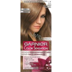 Garnier Color Sensation barva na vlasy 7.1 Diamantová blond
