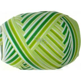 Nekupto Klubíčko Luxus zelená 10 m 1 kus