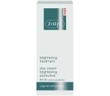 Ziaja Med Whitening Care rozjasňujcí ochranný denní krém, zesvětlující lokální péče proti pigmentovým skvrnám 50 ml