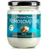 Allnature Premium Bio Kokosový olej panenský ze Sri Lanky 200 ml