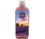 Bohemia Herbs Lavender La Provence Olejový sprchový gel s olivovým a hroznovým olejem Západ slunce 100 ml