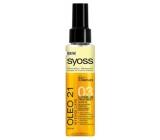 Syoss Oleo 21 Intense Care dvoufázová olejová regenerace pro velmi suché, hrubé vlasy 100 ml