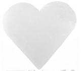 English Soap Hruška Přírodní parfémované mýdlo Srdíčko v organze 20g
