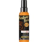 Nature Box Meruňka Vitamínový antioxidant sprej na vlasy přírodní, pro všechny typy vlasů, bez fixace se 100% za studena lisovaným olejem, vhodné pro vegany 150 ml
