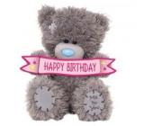 Me to You Medvedík Happy Birthday - Všetko najlepšie k narodeninám 13 cm