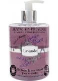Jeanne en Provence Lavande Levanduľa umývací gél na ruky 500 ml