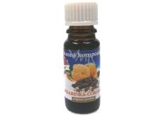 Slow-Natur Mandarinka-Čokoláda Vonný olej 10 ml