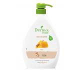 Dermomed Bio Med Toscana sprchový gél s prírodnými výťažkami dávkovač 1 l