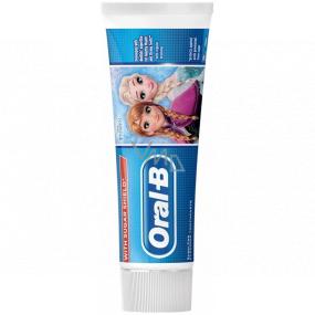 Oral-B Frozen zubná pasta pre deti 75 ml