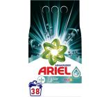 Ariel Aquapuder Touch of Lenor Color prací prášok na farebnú bielizeň 38 dávok 2,850 kg