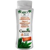 Bione Cosmetics Cannabis čistící odličovací pleťové tonikum 255 ml