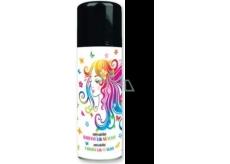 Anděl Smývatelný barevný lak na vlasy černý 125 ml