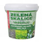 Kittfort Zelená skalica, síran železnatý na hubenie machov v trávnatých plochách 1 kg