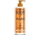 Loreal Paris Elseve Extraordinary Oil Low Shampoo šampon na velmi suché vlasy dávkovač 400 ml