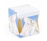 Albi Svieža bielizeň vonná sviečka v krabičke, horí 15 hodín 52 g