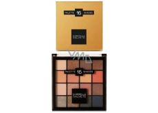Gabriella Salvete 16 Eyeshadow Palette paletka 16 očních stínů 20,8 g