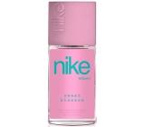 Nike Sweet Blossom Woman parfumovaný deodorant sklo 75 ml